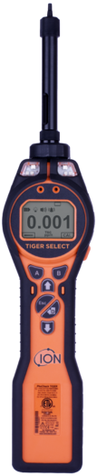 Tiger Select Benzene detector front face 100 2