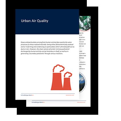 Urban air quality tofu